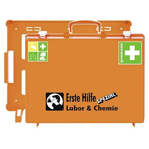 Erste-Hilfe-Spezial Labor & Chemie