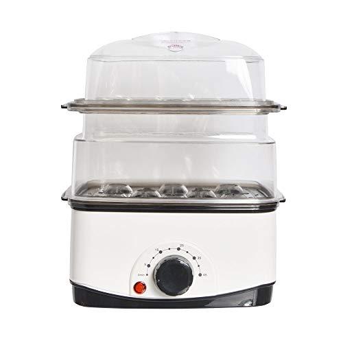 THANKO(サンコー)『手軽でカンタン電気蒸し器卓上ひとりフードスチーマー(FODSTM01)』