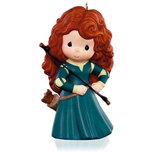 Hallmark Disney/Pixar - Precious Moments Brave Princess Merida 2015 Keepsake Ornament