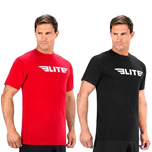 Elite Sports New Item T-Shirts (Black, Medium)