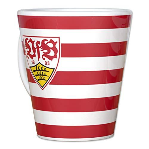 VfB Stuttgart Tasse Streifen 19062