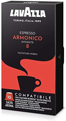 300 capsule caffè Lavazza compatibili NESPRESSO MISCELA ARMONICO