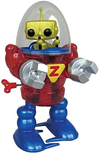 California Creations Z Classics Robot Merlin Windup Toy by California Creations
