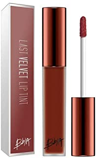 BBIA Last Velvet Lip Tint #25 Final Note 1's -This high-coverage lip color glides on smooth and transforms from a creamy texture into a silky
