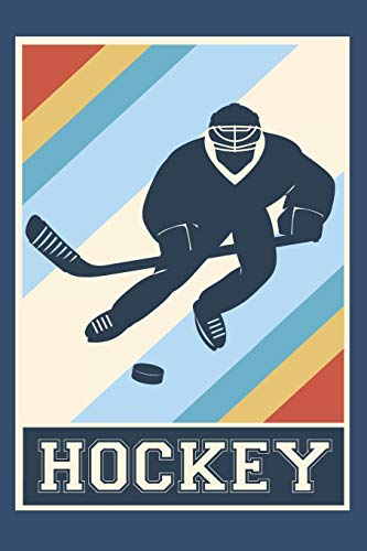 I love Ice Hocky: Journal for People that love playing Ice Hockey