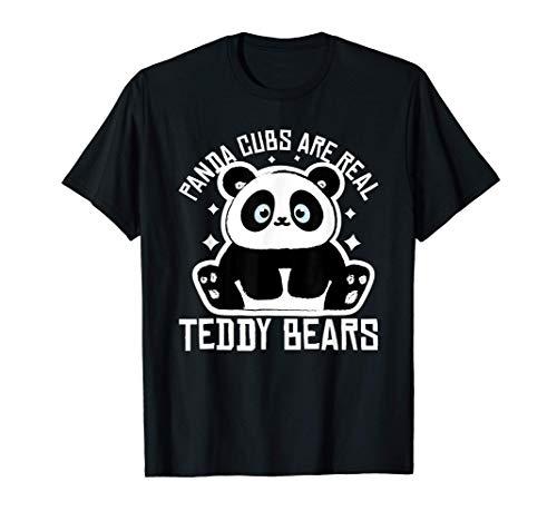 Oso Panda Bebé Panda Disfraz Regalo Oso Panda Bebé Panda Camiseta