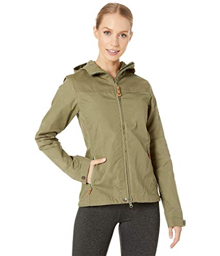 Fjallraven Stina Jacket W Sport, Mujer, Green, M