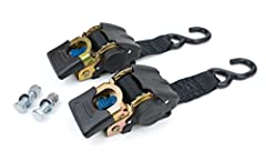 Reese Powersports (2060300) 43 Inch 2-Piece Retractable Transom Tie Down