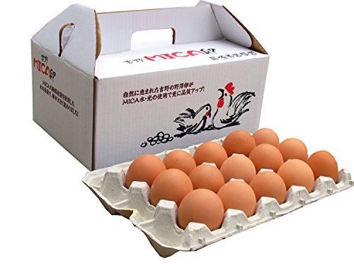 吉野MICA卵 30個 (27個+割れ補償3個) 奈良県産 こだわり 高級卵 大阪府鶏卵品評会最優秀賞受賞 ラッピング 対応可