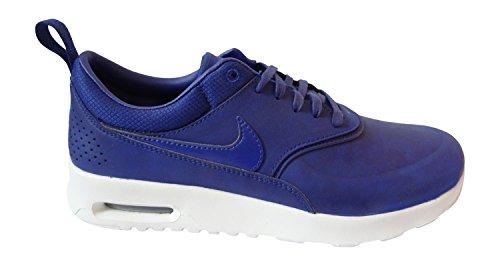 Nike Air Max Thea PRM Damen Sneaker, Königsblau, 39 EU