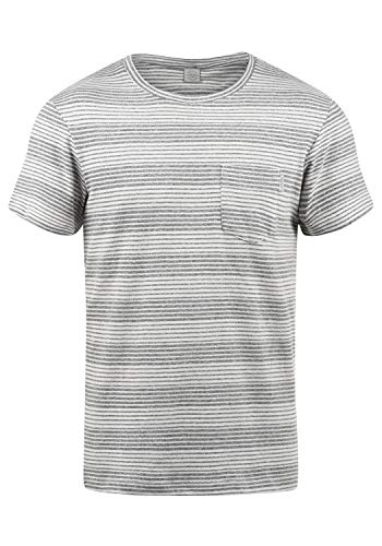 Jack & Jones Jonas - Camiseta para Hombre, tamaño:XXL, Color:Cloud Dancer