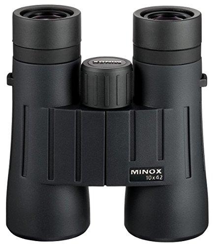 Minox BF 10x42 Fernglas (Objektivdurchmesser: 42 mm) schwarz
