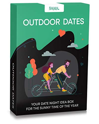 Outdoor Dates - Your Date Night Ideas Box - Couples Games for Date Night Games - Date Night Box Date Night Kit