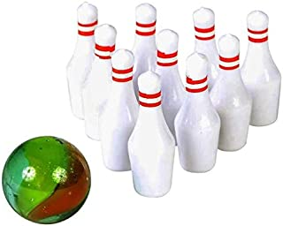 Rhode Island Novelty Mini Bowling Game 1 Piece