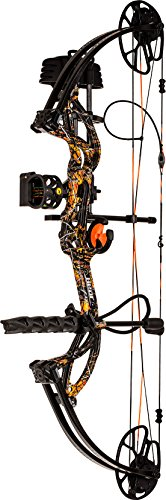 Bear Archery Cruzer G2 RTH Compound Bow - Moonshine Wildfire - Left Hand