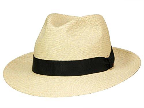 Mayser Homme Chapeau Fedora Torino beige