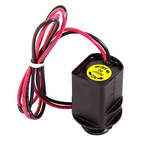 Solenoide de impulsos de 9V para electroválvulas de repuesto, compatible con serie Tbos, color negro, 5 x 4 x 5 centímetros (referencia: K80920)