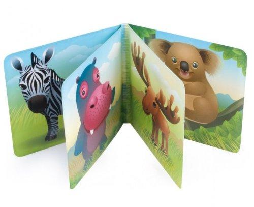 CANPOL Babies–libros suave (2tipos)–Lote de 2x–para bebé