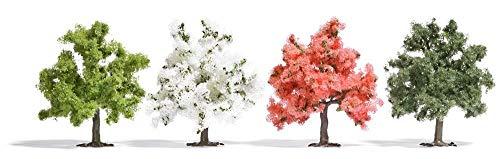 Busch - 4 arbres fruitiers