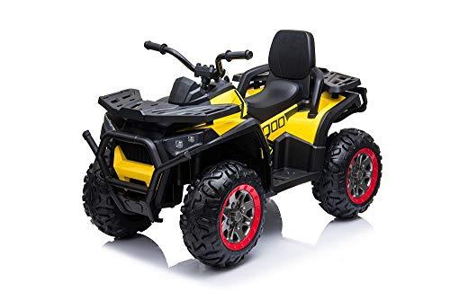 Quad Elettrico per Bambini 12V ATV 2.0 Con...