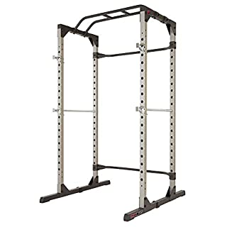 Fitness Reality 810XLT Super Max Power Cage | Optional Lat Pull-down Attachment and Adjustable Leg Hold-down | Power Cage Only (B01N4I8FOY) | Amazon price tracker / tracking, Amazon price history charts, Amazon price watches, Amazon price drop alerts