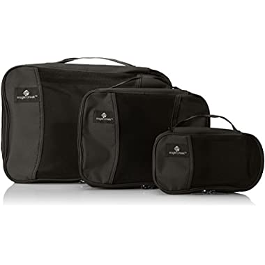 Eagle Creek Pack It Cube Set, Black, 3 Pack