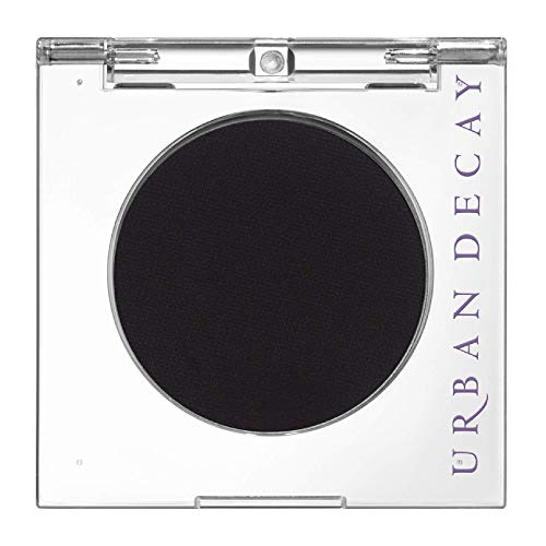 Urban Decay 24/7 Eyeshadow Compact, Blackout - Deep Black Matte - Ultra-Blendable - Rich, Vegan Color with Velvety Texture - Up to 12-Hour Wear