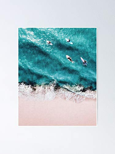 AZSTEEL Pink Sand - Poster 'Best Gift for Mothers Day'