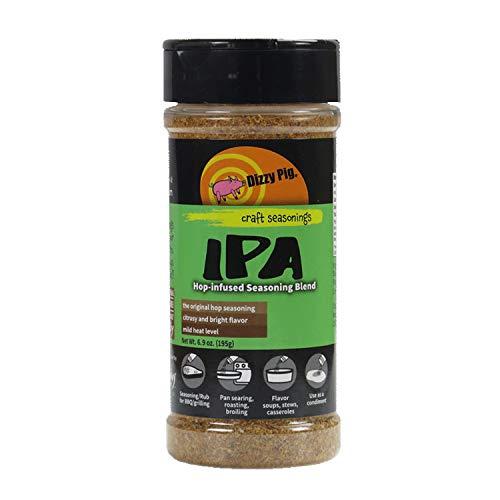 Dizzy Pig IPA Hop-Infused Seasoning Blend, 6.9 oz