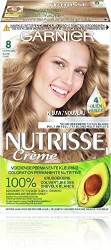 Garnier Nutrisse 80 blond vanille - 1set