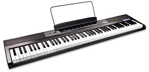 RockJam RJ88DP  88 Key Beginner Digital Piano Keyboard Piano with Full Size...