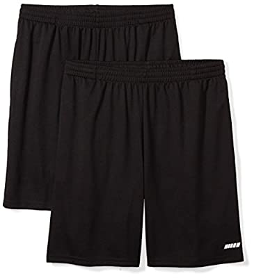 Amazon Essentials Men?s 2-Pack Loose-Fit Performance Shorts