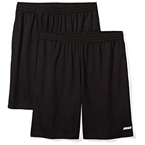 Fashion Shopping Amazon Essentials Men's 2-Pack Loose-Fit Performance Shorts