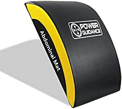 POWER GUIDANCE Ab Exercise Mat - Sit Up Pad - Abdominal & Core Trainer Mat for Full Range of Motion Ab Workouts