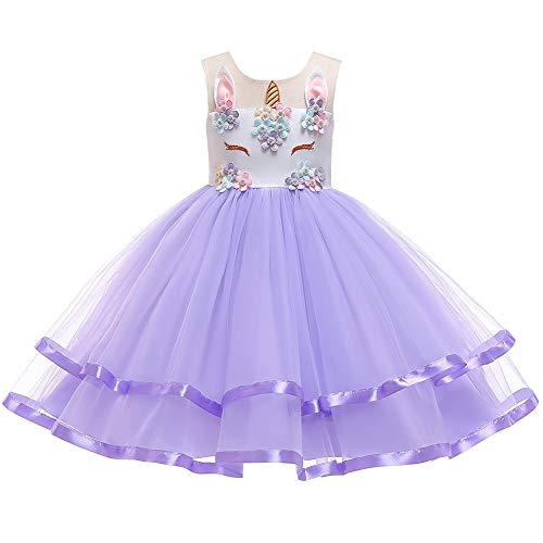 Vestito Da Festa Per Ragazze Prom vestido de novia de los niños...