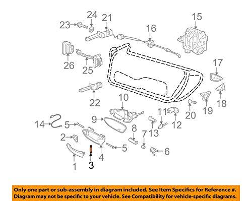 Porsche 997-537-625-00 - Buffer