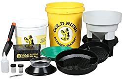 Image: Gold Rush Nugget Bucket | Gold Panning Kit As Seen On Shark Tank