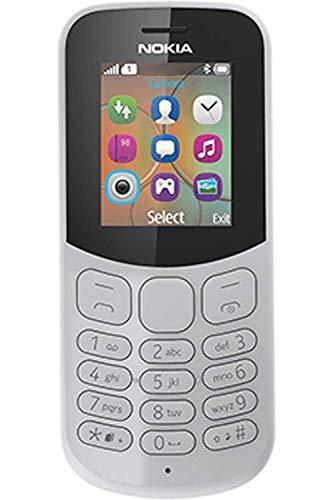 "Nokia 130 4,57 cm (1.8"") Grigio Caratteristica del telefono"