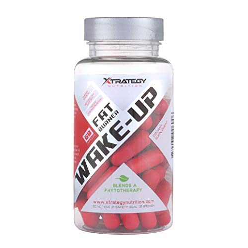 commercial Fat Burner Wake Up XTRATEGY Dietary Supplements Acceleration of Appetite Suppression Energy… extreme nrg diet pills