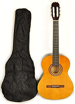 Omega Class Kit 1 Classical Acoustic GuitarFull-sized, 38-inch, Nylon Stringed with Carry Bag review