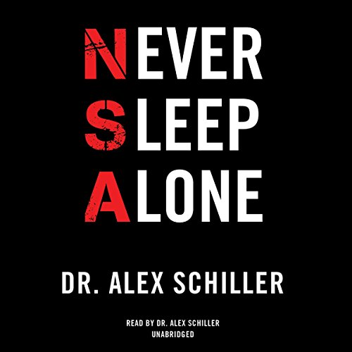 Never Sleep Alone audiobook cover art