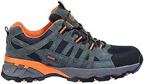Enjauneert Strauss Strauss 8P80.46.7.36 Palermo Chaussures basses de sécurité  acheter en ligne
