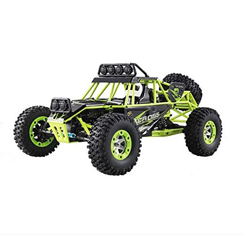KGUANG Niño Adulto RC Car1: 12scale 4WD 50KM / H Todas Las Condiciones de la Carretera Off-Road 2.4G Control Remoto Buggy Niños Vehículo de Juguete eléctrico Cumpleaños Camión