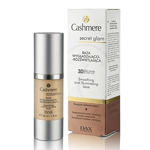 Dax Cosmetics - Cashmere Secret GLAM - Smoothing And Illuminating Base For Make-up by DAX COSMETICS