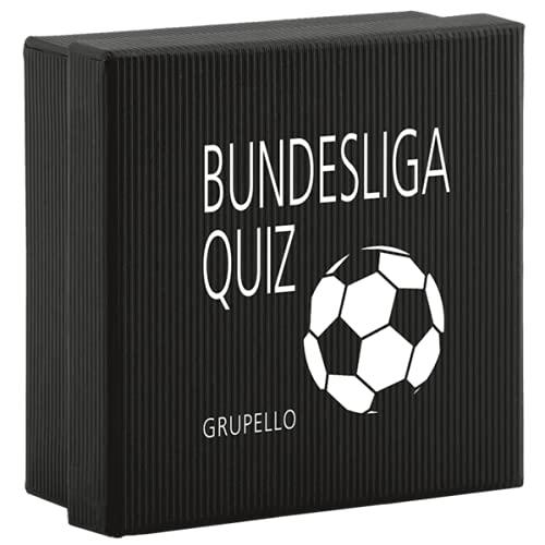 Bundesliga-Quiz: 100 Fragen und Antworten (Quiz im Quadrat)