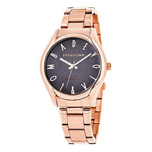 Devota & Lomba Reloj de Cuarzo Unisex DL002U-03 42 mm