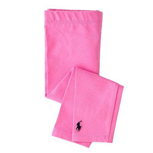 Polo Ralph Lauren/ポロ ラルフ ローレン ポニー/ストレッチレギンス (サイズ:18m、カラー:pink) [並行輸入品]