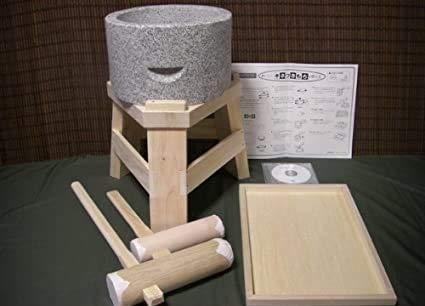 家庭用 ミニ餅つき道具セットデラックス(teto118) オフィス木村it21