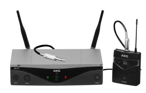 AKG Pro Audio Wireless Microphone System (3415H00090)