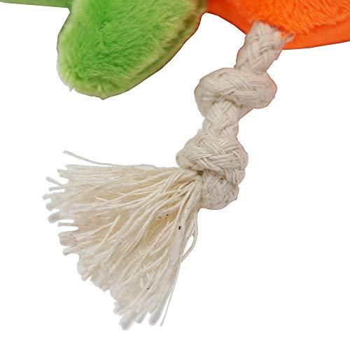 ドギーマンハヤシ『ミニアニマンウサギのおもちゃなかよしにんじん』
